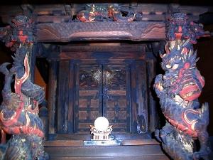 末社厳島神社