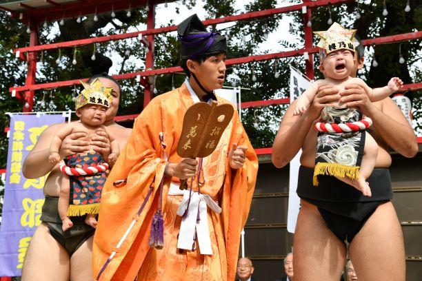 10月4日(日)一心泣き相撲大崎場所を開催します